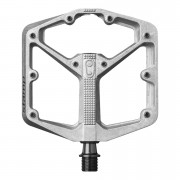 Crank Brothers Stamp 2 Flat Pedals - L - Silver