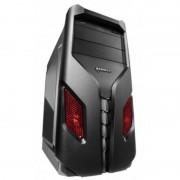 Carcasa Raidmax EXO 108BG Black Red