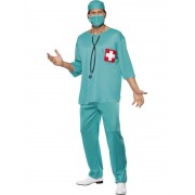 Costum carnaval barbati Doctor