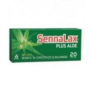 Sennalax Plus Aloe, 20 tablete