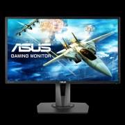 """ASUS MG248QR 24"""" Full HD TN Matt Black computer monitor"""