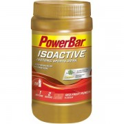 PowerBar IsoActive Red Fruit Punch 600g - Male - Goud - Grootte: One Size