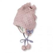warme Mädchen Winter Mütze Zipfelmütze mit Ohrenchutz - STERNTALER WINTER 4411560 -K1900