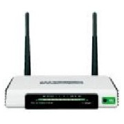 ROUTER TP-LINK INALAMBRICO 3G/4G 802.11N/G/B 300MBPS 2 ANTENAS DESMONTABLES 5DBI