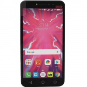 Pixi4 Plus Power Dual Sim 16GB LTE 4G Negru ALCATEL