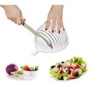 Zöldség, saláta vágó aprító gömb