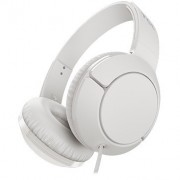 HEADPHONES, TCL Strong BASS, Microphone, Ash White (MTRO200WT-EU)