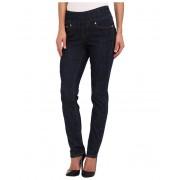 Jag Jeans Malia Pull-On Slim in Dark Shadow Dark Shadow