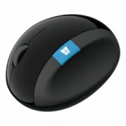 Mouse Microsoft Sculpt Ergonomic Wireless For Business Negru