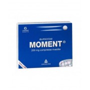 Angelini Spa Moment 200mg Ibuprofene 6 Compresse Rivestite