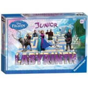 Joc Labirint Junior - Disney Frozen.Varsta recomandata 4 ani +