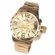 Ceas barbatesc TW-Steel CB104 Canteen Bracelet Cronograf 50mm 10ATM