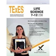 TExES Life Science 7-12 238 Teacher Certification Study Guide Test Prep, Paperback/Sharon A. Wynne
