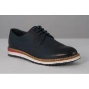 Pantof casual barbat LEOFEX cod 846 blue