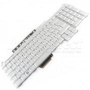 Tastatura Laptop Dell Vostro 1721 argintie + CADOU