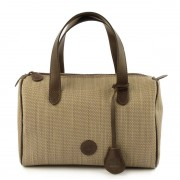 Timberland Borsa bauletto Timberland M5565 Beige D25 Made in Italy