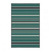 Korhani Nelson Outdoorteppich 200x265 cm Grün Mehrfarbig