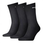 Puma Sport strumpor bomull svart 3-pack