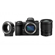 Nikon Фотокамера Z 7 + объектив 24-70/4 S + переходник FTZ + 64GB XQD