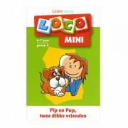 Lobbes Mini Loco - Pip en Pup twee dikke vrienden (6-7)