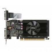 MSI MICROSTAR VGA MSI NVIDIA GT 710 2GD3 LP 2GB DDR3 HDMI/VGA/DVI