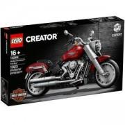 Конструктор Лего Криейтър Harley-Davidson Fat Boy, LEGO Creator Expert, 10269