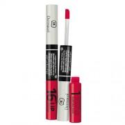 Dermacol 16H Lip Colour dlouhotrvající dvoufázová barva a lesk na rty 12 Longlasting Lip Colour 4,8 g