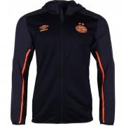 Umbro PSV Trainingsjack Hooded 2019-2020 Zwart Oranje