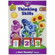 Preschool Workbooks 32 Pages-Thinking Skills