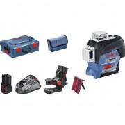 Nivela laser cu linii GLL 3-80 C + BM Bosch Professional + Suport + cutie