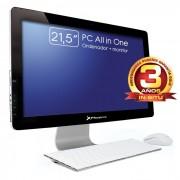 "Ordenador Phoenix All In One Constellation Intel Core I3,4GB DDR3, 1tb, LED 21.5"", Rw, Wifi, Webcam, Teclado + Raton"