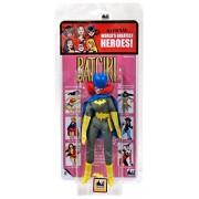 "Dc Worlds Greatest Heroes! Kresge Retro Style Series 1 Batgirl 8"" Action Figure"