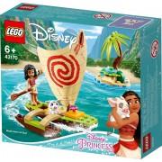 Lego Disney Princess 43170 Vaianas Havsäventyr
