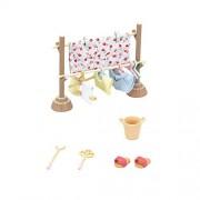 "Epoch Sylvanian Families Sylvanian Family Doll ""Washing Accessory Set Ka-610"""