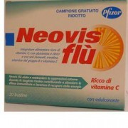 Pfizer Italia Srl Neovis Flu 20 Bustine