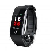 Xmart SB1814S, Bluetooth, Пулс, Кръвно налягане, Педометър, Калории, Смарт Фитнес Гривна Часовник