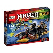 LEGO NINJA GO DOUBLE BRASTER BIKE 70733 Overseas non-delivery items [Parallel import goods]