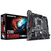 Tarjeta Madre Gigabyte Z390 M Gaming, Intel Z390 MATX I/O