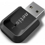 Adaptor Wireless Netis WF2123 USB 300Mbps Negru