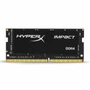 SODIMM, 8GB, DDR4, 2933MHz, KINGSTON HyperX IMPACT, CL17 (HX429S17IB2/8)