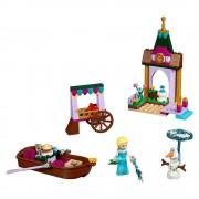 Lego aventura en el mercado de elsa lego disney frozen 41155