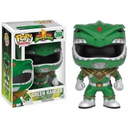 Funko Pop Green Ranger Power Rangers Morphing Vinyl