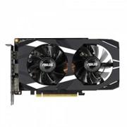 Placa video Asus NVIDIA DUAL-GTX1660TI-A6G-EVO, Bus: PCI Express 3.0, Memory: 6GB GDDR6, Engine clock: OC Mode - GPU Boost