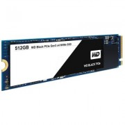 Диск ssd wd black 512gb performance, 8gb/s nvme (pcie slot) m.2 ssd, read-write: up to 2050mbs, 800mbs, wds512g1x0c