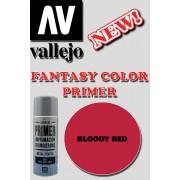 VALLEJO Fantasy Color Primer Bloody Red 28023 Colori