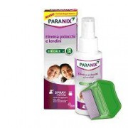 Chefaro Pharma Italia Paranix Spray Antipediculosi 100 Ml + Pettine