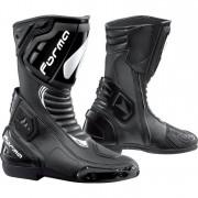 Forma Motorradstiefel lang Motorradschuhe Freccia Stiefel schwarz 46 schwarz