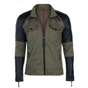Giorgio Di Mare Winter Coat Sweater Green GI1186563