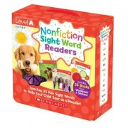 Nonfiction Sight Word Readers Parent Pack Level a: Teaches 25 Key Sight Words to Help Your Child Soar as a Reader!, Paperback