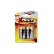 Ansmann Batteri Ansmann Baby C LR14 1,5V 2-pack